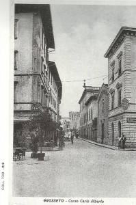 Foto d'epoca, lo studio negli anni 30