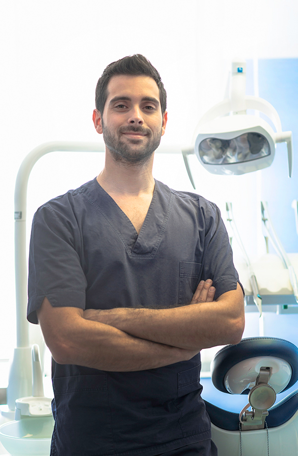 Claudio Angelini - Dentista a Grosseto