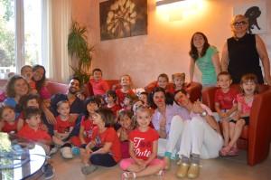 Dentista bambini a Grosseto | Una mattina insieme ai nostri piccoli amici della Royal School